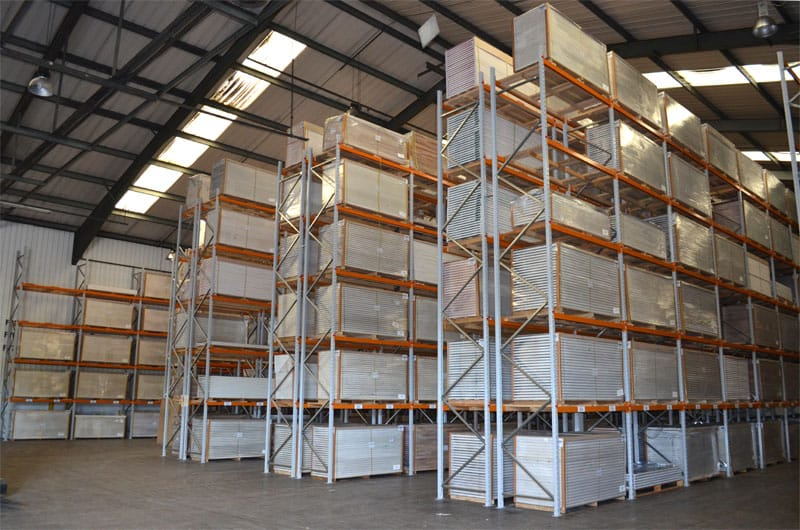 Image of ATL Fulfilments Warehouse.